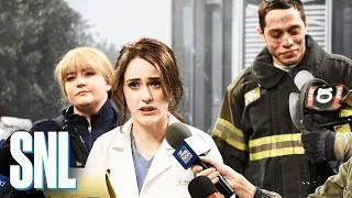 Download Earthquake News Report - SNL Video