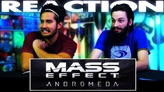 Download Mass Effect: Andromeda – Official Gameplay Trailer REACTION!! Video