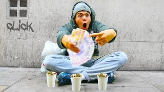 Download 24 Hours Homeless - How Much Money Did I Make? Video