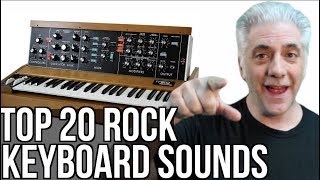 Download TOP 20 GREATEST KEYBOARD SOUNDS OF ALL TIME Video