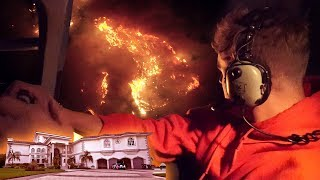 Download We Might Lose The Team 10 Mansion... {California Fires} Video