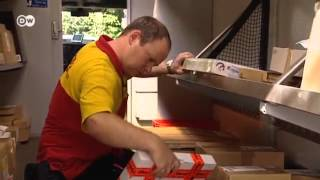Download Parcel Delivery Feels the Pressure - Profiting from e-commerce | Made in Germany Video