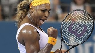Download Serena Williams VS Maria Sharapova Highlight Brisbane 2014 SF Video