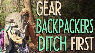 Download Gear Backpackers Ditch First Video