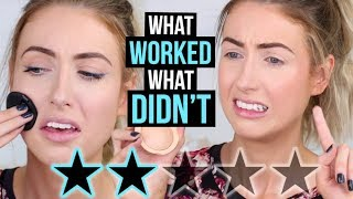 Download WORST RATED Makeup TESTED: SEPHORA Edition! || 5 First Impressions Video