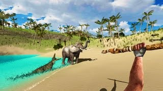 Download Survival Island Evolve (by darkbarkSoftware) Android Gameplay [HD] Video