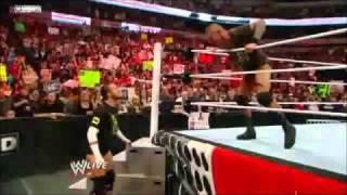 Download Randy Orton punt kicks each of the members of the New Nexus Tribute Video