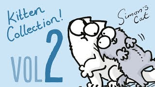 Download Tiny Terror - Simon's Cat | KITTEN COLLECTION Video