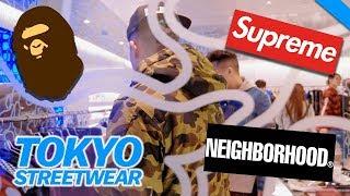 Download SUPREME, BAPE & JAPANESE STREETWEAR IN TOKYO // Fung Bros World Tour Video