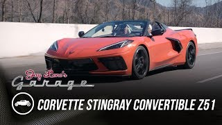 Download First Drive of 2020 Corvette Stingray Convertible Z51 - Jay Leno's Garage Video