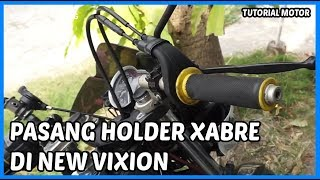 Download Pasang Saklar Starter Xabre di New Vixion Video