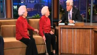 Download 100 Year old Twins on The Tonight Show Video