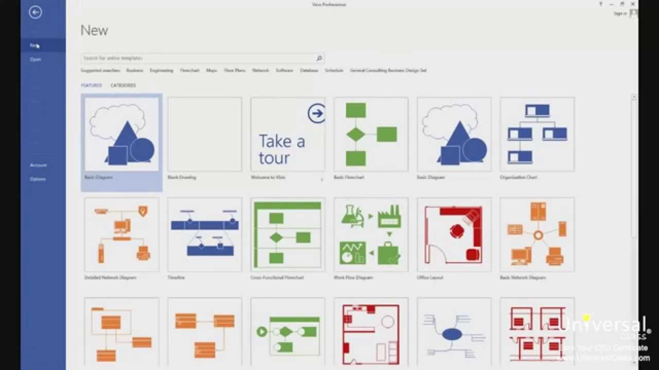 Stream creating network and rack diagrams with microsoft visio creating network and rack diagrams with microsoft visio 2013 universal class baditri Image collections
