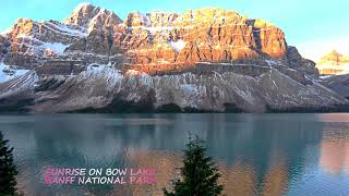 Download Canadian Rockies National Parks in 4K Video
