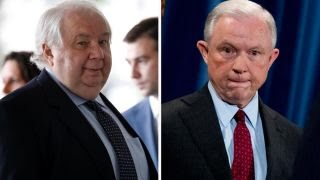 Download Eric Shawn reports: Kislyak, Sessions and Russian sanctions Video