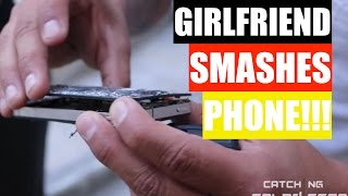 Download GOLD DIGGER EXPOSED AND SMASHES PHONE!!! Gold Digger Prank Part 30! | UDY Pranks Video