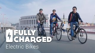 Download Electric Bikes | Fully Charged Video