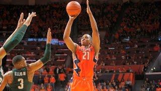 Download Illinois Basketball Highlights vs Michigan State | 3/1/17 Video