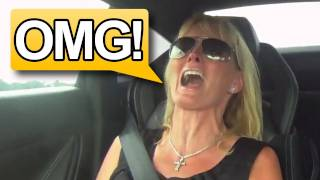 Download Mom's Reaction to 1250WHP Twin Turbo Gallardo Video