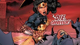 Download 10 Times Wonder Woman Was Forced To Kill Video