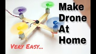 Download How To Make Drone At Home (Quadcopter) Easy🔥 Video