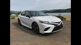 Download 2018 Toyota Camry XSE – Redline: Review Video