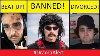Download David Dobrik DIVORCED! - Dr DisRespect BANNED! #DramaAlert & much more (FOOTAGE) Video