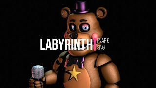Download FNaF 6 Characters sing Labyrinth by CG5 Video