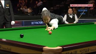 Download Anthony Hamilton INCREDIBLE clearance BetVictor Welsh Open Snooker 2016 Video