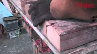Download DiResta: Reclaimed-Wood Table Video