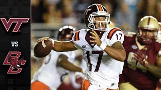 Download Virginia Tech vs. Boston College Football Highlights (2017) Video