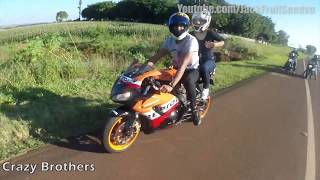Download Extremely Close Calls, Road Rage, Crashes & Scary Motorcycle Accidents [EP #39] Video