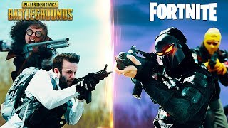 Download PUBG vs Fortnite Video
