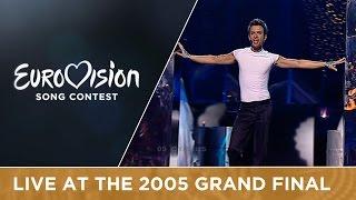 Download Constantinos Christoforou - Ela Ela (Cyprus) Live - Eurovision 2005 Video