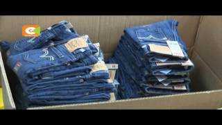 Download EPZ clothes manufacturer's set for local sale Video