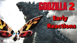 Download Godzilla: King Of The Monsters Test Screening Reactions Video