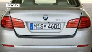 Download am start: BMW 5er neue Generation Fahrbericht | motor mobil Video