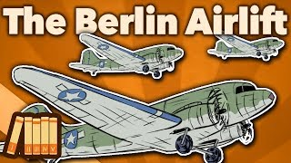 Download Berlin Airlift: The Cold War Begins - Extra History Video