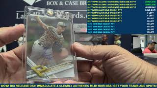 Download 2017 Topps Clearly Authentic Baseball 20 Box Case Break #3 - PYT Video