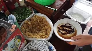 Download WOW!!! JAM 5 SUDAH BUKA!!! BUBUR AYAM RAME BANGET | INDONESIAN STREET FOOD Video