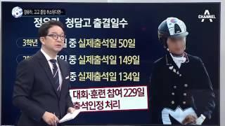 Download 교육부, 이대 특별감사 종료…정유라 특혜 드러날까 채널A 뉴스TOP10 Video