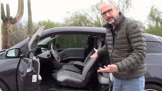 Download Why I Chose the BMW i3 REx Over the Tesla Model 3 + Long Term Review Video