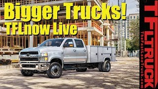 Download 2019 Chevy Silverado 6500, Smokin' Titan, and new Ford van: TFLnow (Almost) Live Show #11 Video