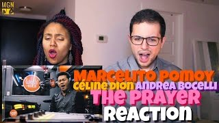 Download Marcelito Pomoy - The Prayer (Celine Dion/Andrea Bocelli) Reaction Video