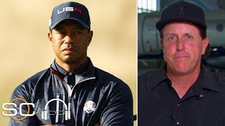 Download Phil Mickelson says $9 million match vs. Tiger Woods is a 'win-win' | SC with SVP Video