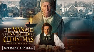 Download THE MAN WHO INVENTED CHRISTMAS | Official Trailer Video