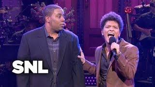 Download Monologue: Bruno Mars Is Nervous About Hosting - SNL Video