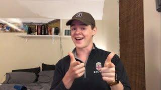 Download Brown University - Freshman Intro - Dylan Clark Video