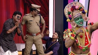 Download Thakarppan Comedy I Indhuchoodan rock with Ottanthullal.. I Mazhavil Manorama Video