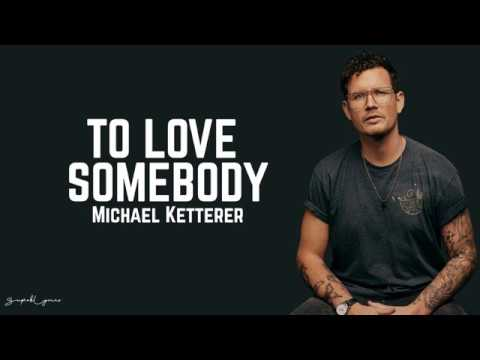 Michael Ketterer - To Love Somebody / Lyrics (America's Got Talent)